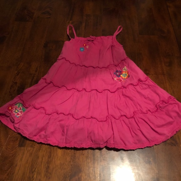 The Children's Place Girl's 4T Pink Dress